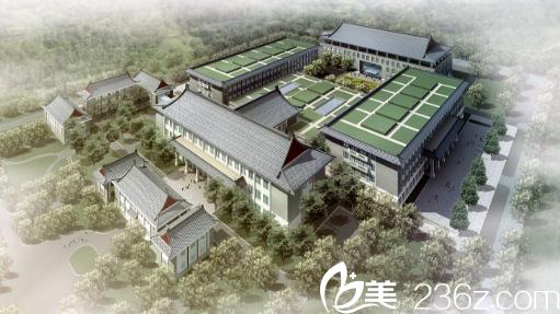 中国医学科学院整形外科医院又叫北京八大处整形美容外科医院的愿景图