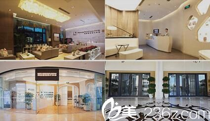 重庆联合丽格整形医院环境