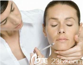 北京丽都整形美容医院注射肉毒素图