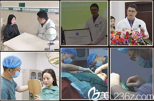 周斌医生的职业风采