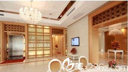 上海玫瑰医疗美容医院接待处