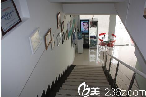 上海盈美医疗美容门诊部荣誉墙