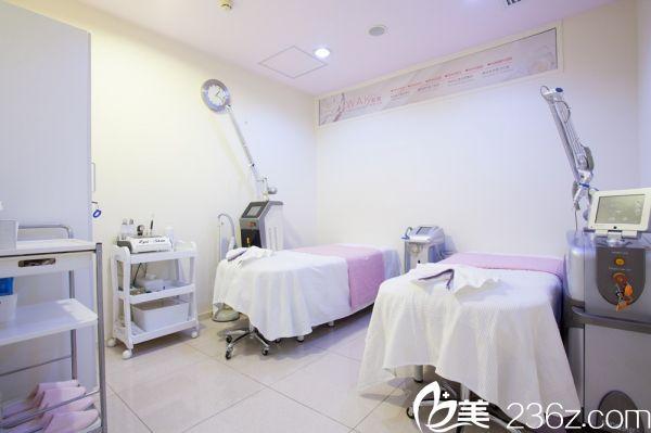 北京伟力嘉美信医疗美容医院美容诊疗室