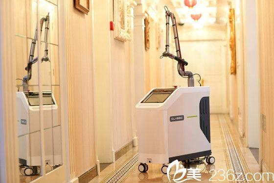 北京伟力嘉美信医疗美容医院先进设备
