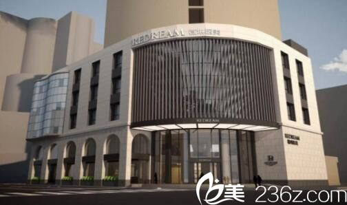 上海薇琳医疗美容医院大门