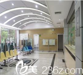 北京京民医院大厅