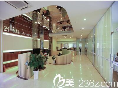 上海啊薇琳医疗美容医院过道
