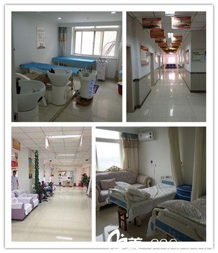 保定京都皮肤病医院环境舒适