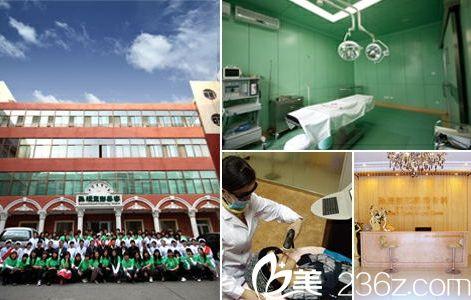 威海孙漫整形医院环境
