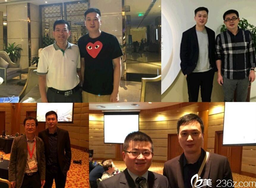 吴蒙参与国内外行业盛会 与业内大咖探讨学习
