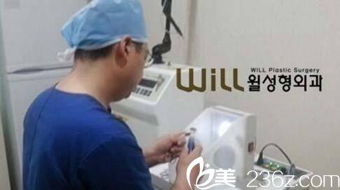 韩国will医院魏亨坤院长