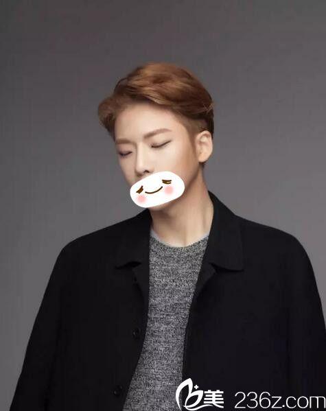 小小少年在武汉中翰通过双眼皮+隆鼻整形 化身成韩剧欧巴