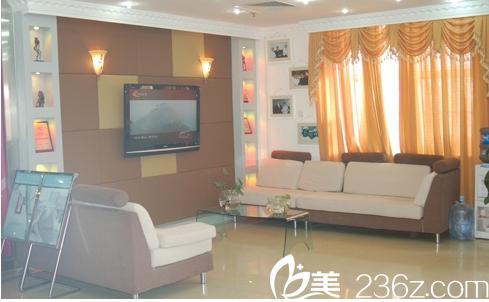 北京当代医疗美容门诊部休息区