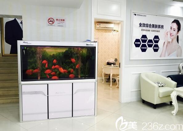 上海逆时针医疗美容门诊部环境