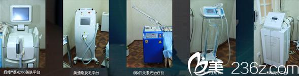 成都赵善军博士整形美容精良的医美设备