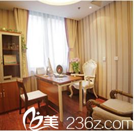 北京奥德丽格医疗美容门诊接待室