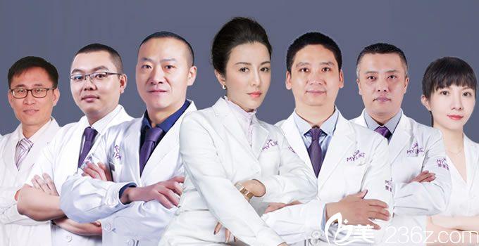 宁波美莱专家团队