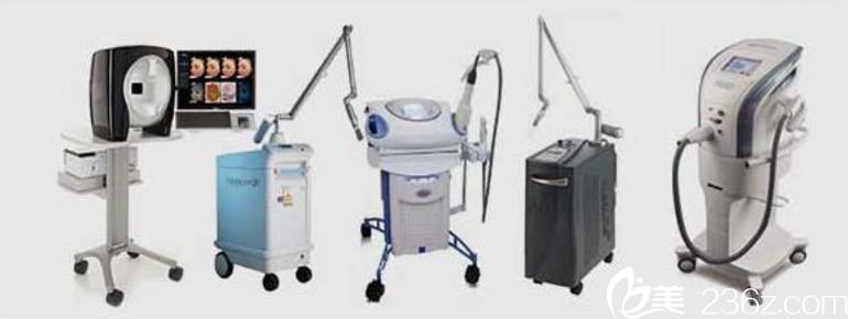 石家庄越然医疗美容医院的专业设备