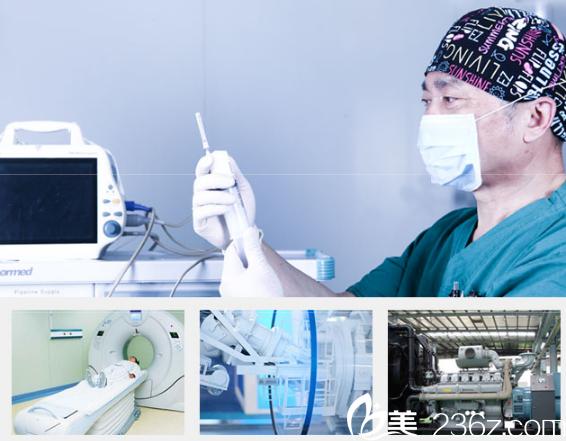 桂林时光(美莱)整形医院先进的设备