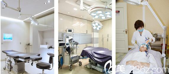 芜湖伊莱美整形外科医院设备