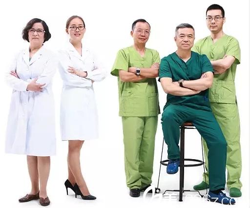 广州军美整形医院专家团队