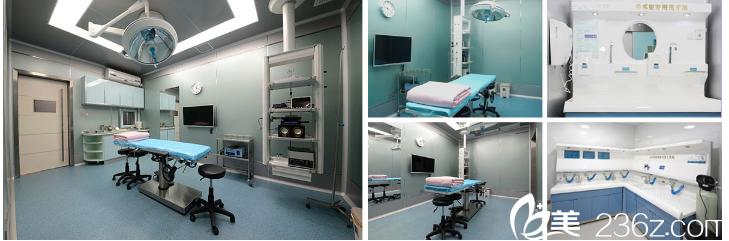 海口美兰红妆整形医院手术室