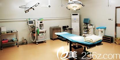 美立方的安全系统无菌手术室