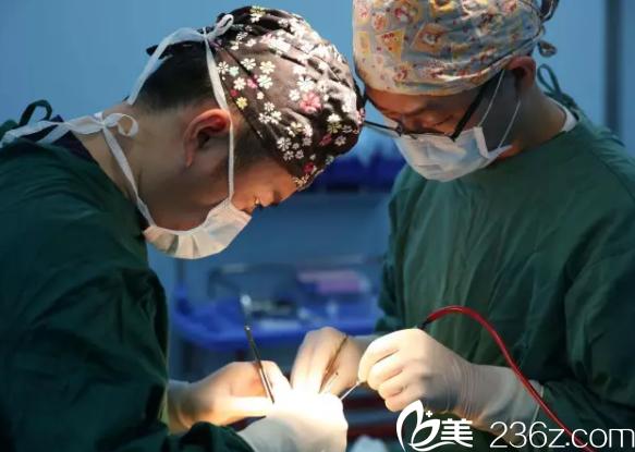 杭州美莱三维灵动鼻雕手术过程