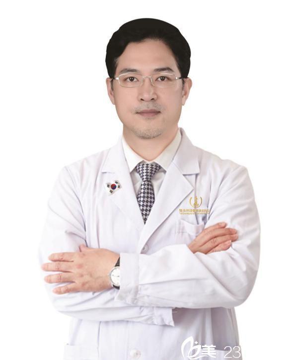 韩国美鼻王子李庭勋教授