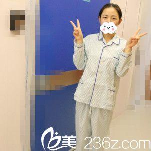 哈尔滨艾美丽整形美容医院尹度龙术前照片1