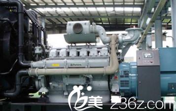 韩美应急发电系统