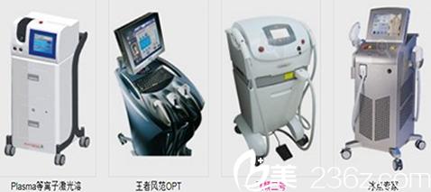 淮南丽人整形美容医院仪器设备