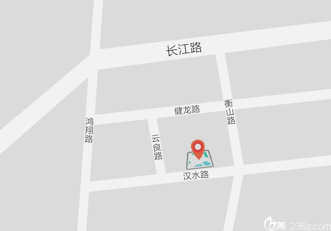 哈尔滨即美整形美容医院地理位置
