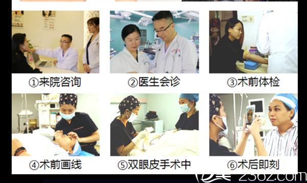西宁夏都医疗整形医院手术流程