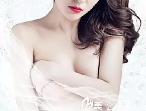 成都美莱吴江山自体脂肪prp丰胸术后真实对比照,我的胸真的大了