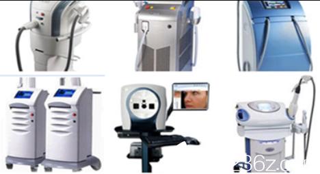先进的医疗仪器设备