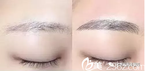 半永久眉毛化妆术