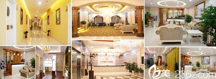 武汉五洲莱美整形就医环境