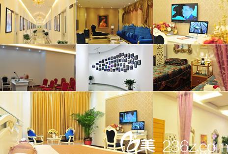 安徽淮北东方美莱坞整形美容医院星级环境