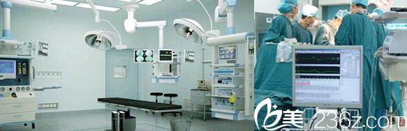 东方美莱芜整形医院的安全保障设备