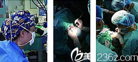 北海韩美手术过程