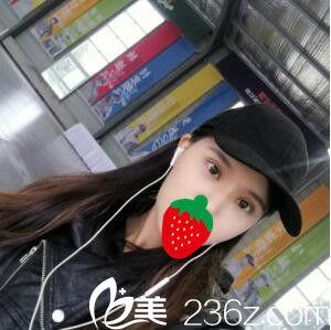 上海复丽医疗美容门诊部蒋淼全切双眼皮真人案例图6