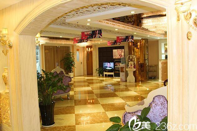 上海宏康医院医疗美容科大厅