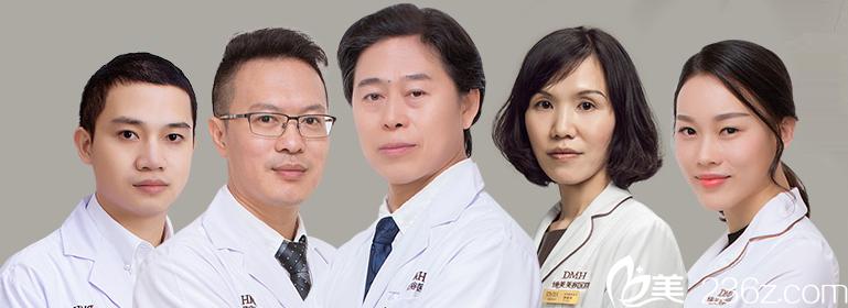 东莞缔美整形医院专家团队