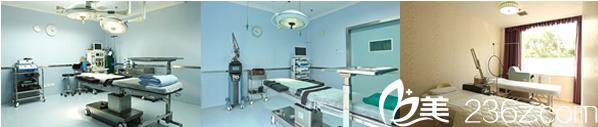 南充新韵悦美医疗美容医院手术室