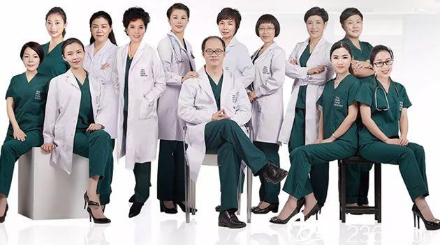 杭州颜术时尚整形医生团队