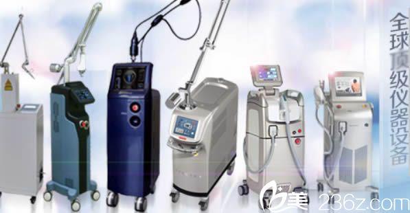 院内进口的医疗设备