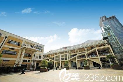 上海首尔丽格医疗美容医院大楼
