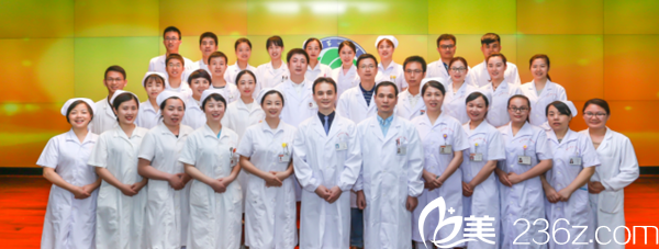 南昌大学第一附属医院整形美容外科专家团队