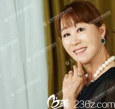 上海华美聂婕为我做了超声刀美容,让四十岁的我肌肤焕发第二春